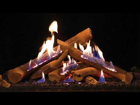 Download The Most Realistic Gas Fireplace - Wilderness Collection by Ortal