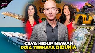 Kekayaan Melimpah! Begini Gaya Hidup Jeff Bezos, Pria Terkaya Berharta 1800 Triliun