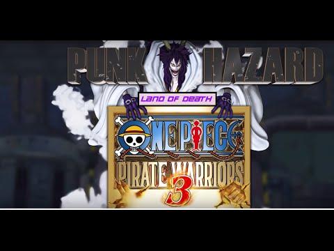 One Piece:Pirate Warriors 3 OST -Land of Death/Shinokuni
