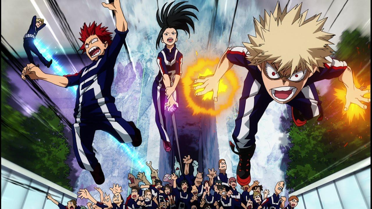 My Hero Academia 2 | MANGA TOKYO
