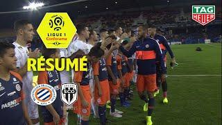 Montpellier Hérault SC - Angers SCO ( 0-0 ) - Résumé - (MHSC - SCO) / 2019-20