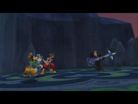 Kingdom Hearts HD 2.5 Remix - Sora vs Demyx (Full HD)