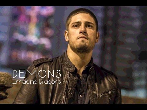 Demons Imagine Dragons (Tradução) Tema de João Lucas Trilha Sonora de Império (Lyrics Video)HD.....