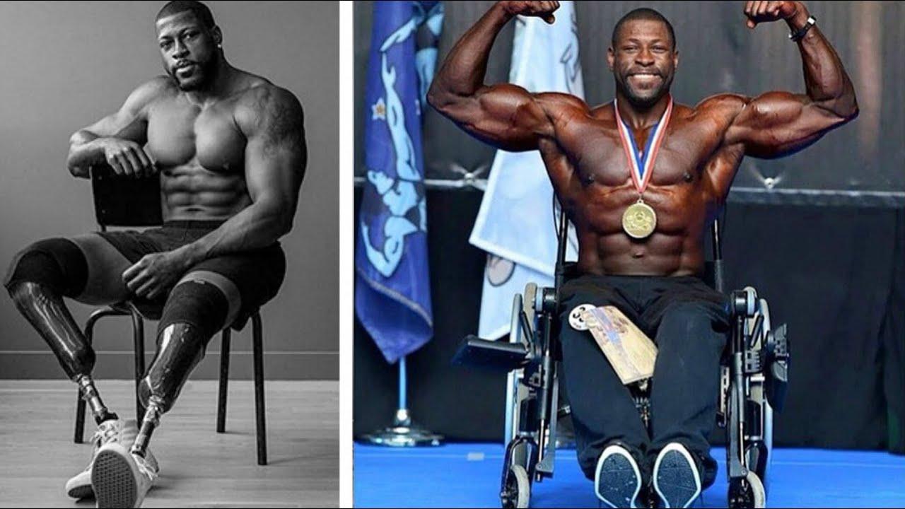 не инвалид bodybuilding IFBB Pro 2015 ? - Edgard John Augustin