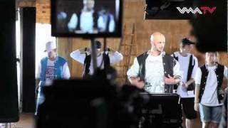 BACKSTAGE HUNTERS: съемки клипа ST - Одиночка