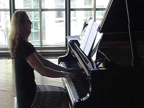 Pianistin Diana Brekalo Nocturne 16,6