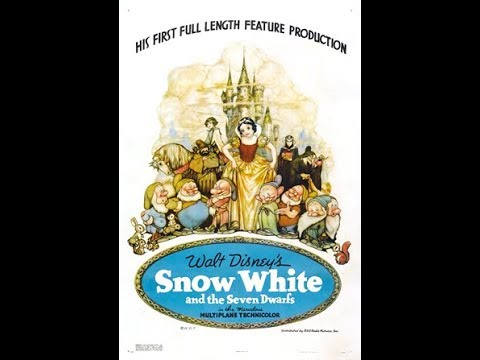 Book and film compare! Episode 3 Snow White And The Seven Dwarfs!
