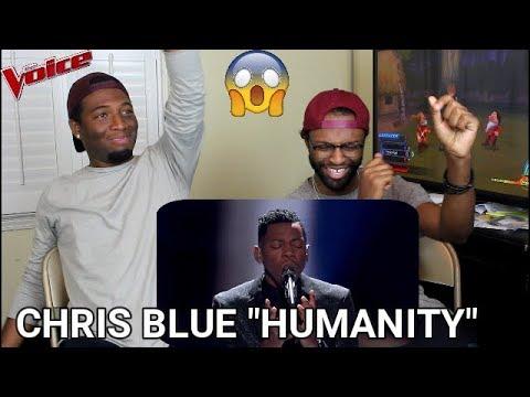 The Voice 2017 - Chris Blue: