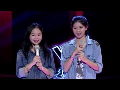 The Voice Thailand - บีน - พิน - เธอยัง - 22 Sep 2013