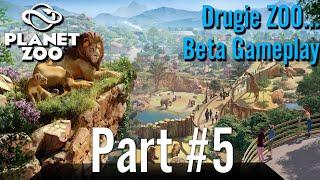 Beta GamePlay - Planet ZOO (Drugie Zoo...) Part #5