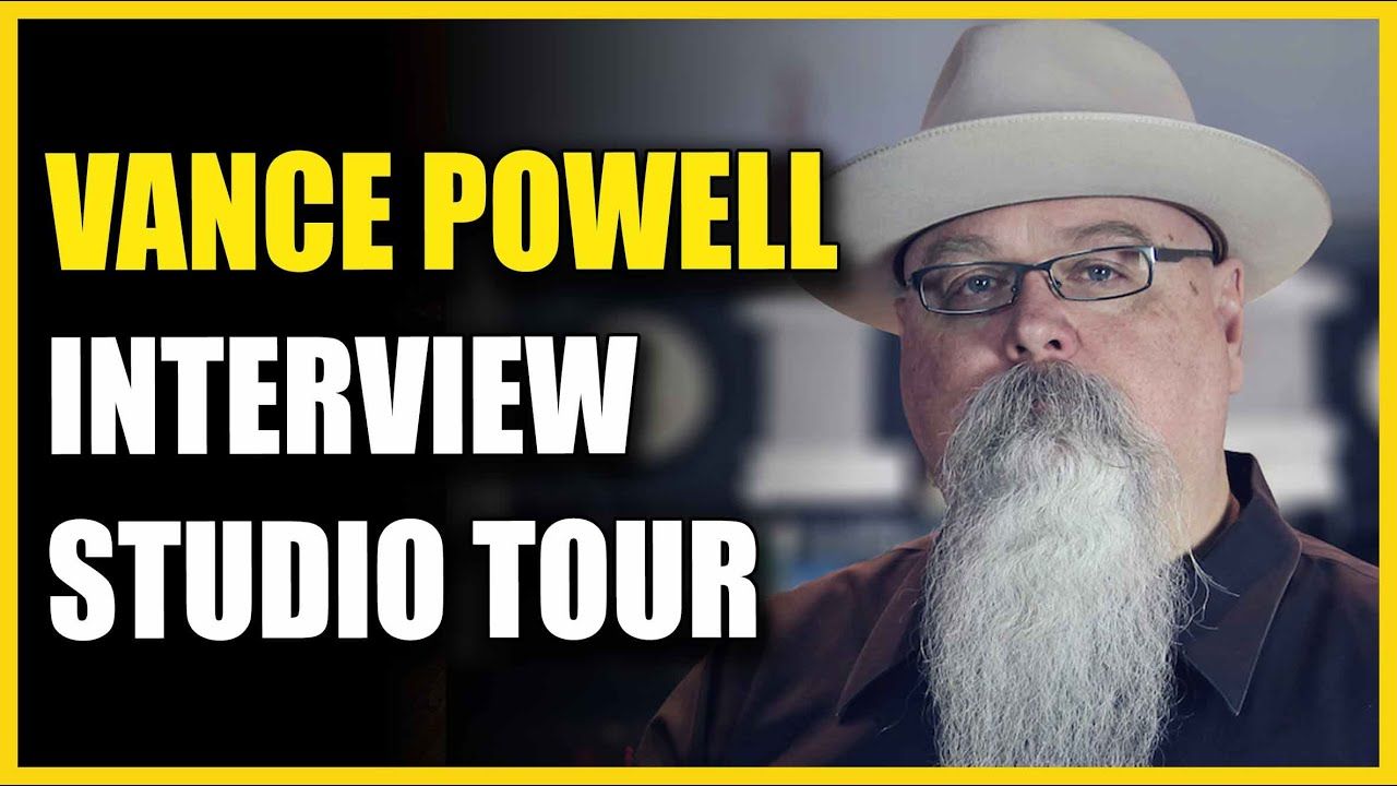 Vance Powell: Multi Grammy Winning Engineer, Mixer, & Producer