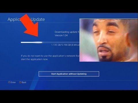 NBA 2K18 PATCH 4 NOTES : DID THEY CHANGE ANYTHING?