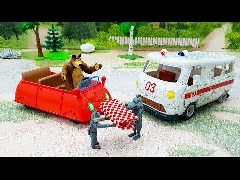 Видео для детей с игрушками - Джин из посылки! Новые мультики для детей 2019.