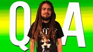 SWIMMING WITH DREADS? + MORE! (DREADLOCKS Q&A #40)