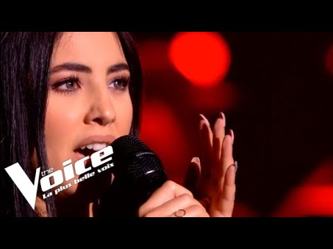 Lara Fabian – Je t'aime | Yasmine | The Voice France 2020  | Blind Audition