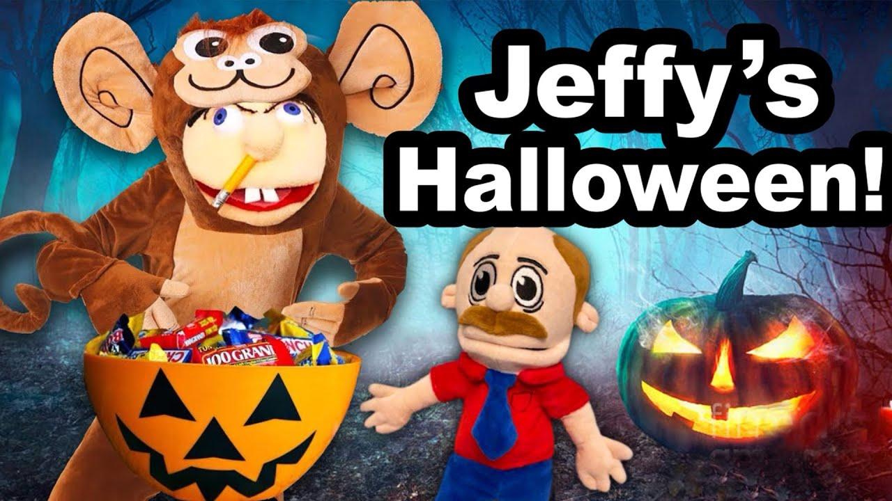 Sml Movie Jeffy S Halloween Youtube