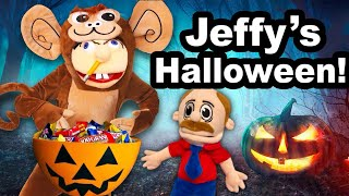 SML Movie: Jeffy's Halloween!