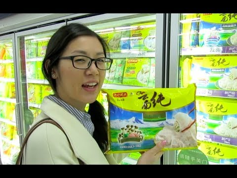 Shanghai Vlog: Grocery Shopping!