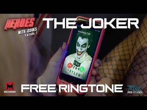 FREE Suicide Squad Joker Ringtone (From Heroes With Issues & Jason Marnocha)