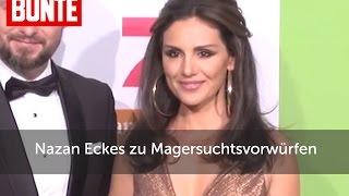 Nazan Eckes - Das sagt sie zu den Magersuchtsvorwürfen - BUNTE TV