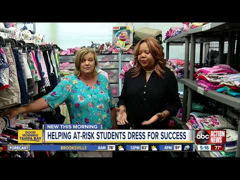Mychal Maguire - Bay Area Nonprofit Helps At-Risk Kids With Clothes And School Supplies