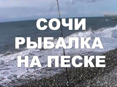 рыбалка в сочи 2014