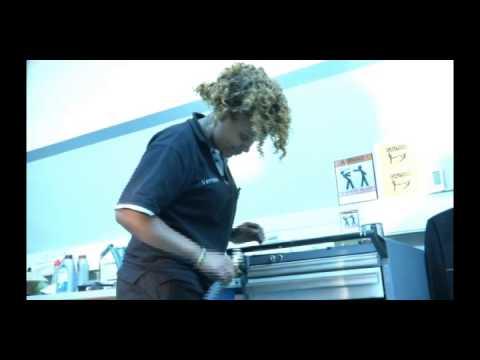 Automotive Repair & Maintenance Graduate on Sistahood