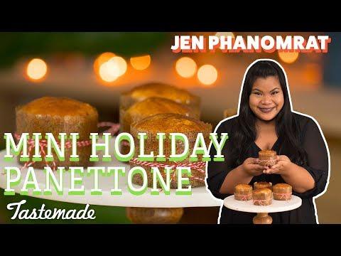 Mini Panettone (Italian Christmas Bread) I Good Times With Jen