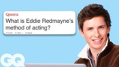 Eddie Redmayne Goes Undercover on YouTube, Reddit and Twitter | GQ