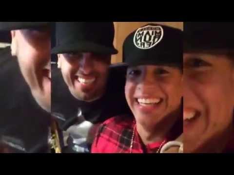 Así se vacilan Daddy Yankee y Nicky Jam