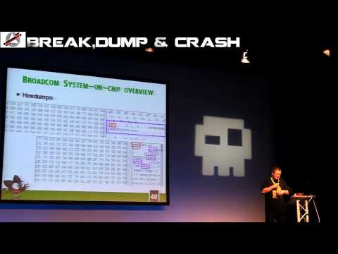 "Hackerzvoice NDH2k14 Talks : Virtualabs ""Break, Dump and Crash"""