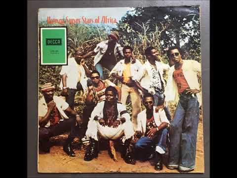 Ikenga Super Stars of Africa - Your thing (Nigeria, 1977)