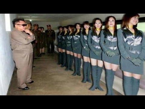 【衝撃】北朝鮮の美女軍団「喜び組」の衝撃のヤバ過ぎる実態が判明!金正恩政権でも健在、驚愕の美人集団の選抜条件とは? ▶7:18