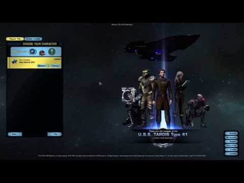 Let's Play Star Trek Online - [Preview Legacy of Romulus Expansion]