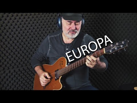 Europa (Santana) - Igor Presnyakov - fingerstyle guitar cover