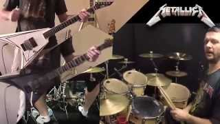 METALLICA - Damage Inc. Guitar & Drum Cover