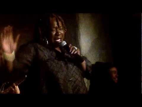 Ebony Jo-Ann Sings The Blues @ Ashford & Simpson's Sugar Bar