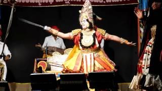 Yakshagana-2016-Rudrakopa-Hodeyalilla