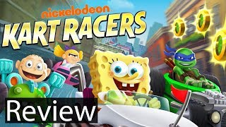 Nickelodeon Kart Racers Gameplay Review