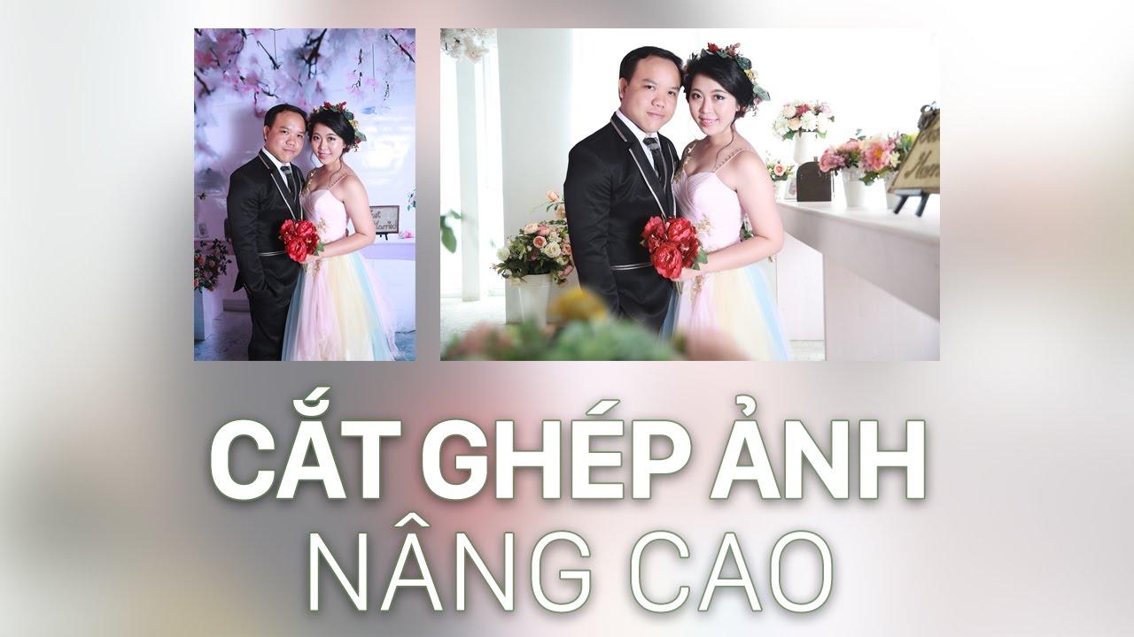 Cắt ghép ảnh nâng cao | HPphotoshop.com