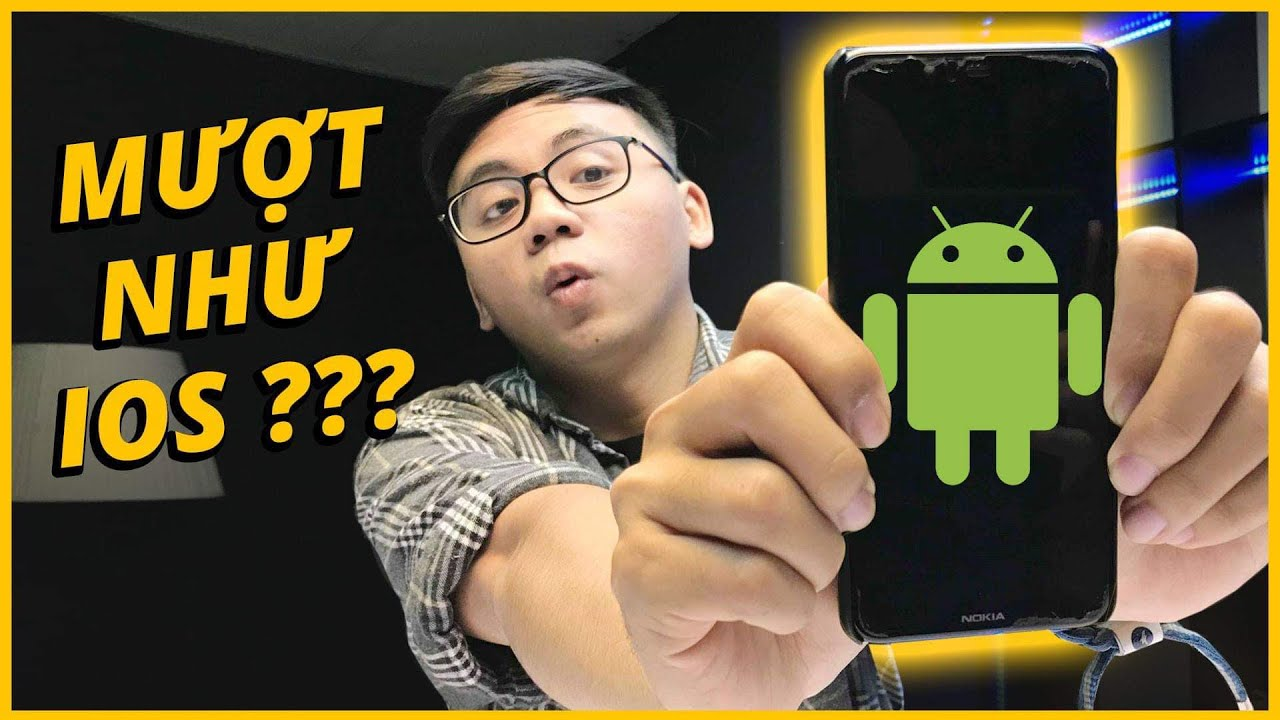 CÁCH LÀM CHO MÁY ANDROID CŨ MƯỢT NHƯ iOS CỰC DỄ NHƯNG ÍT AI BIẾT???