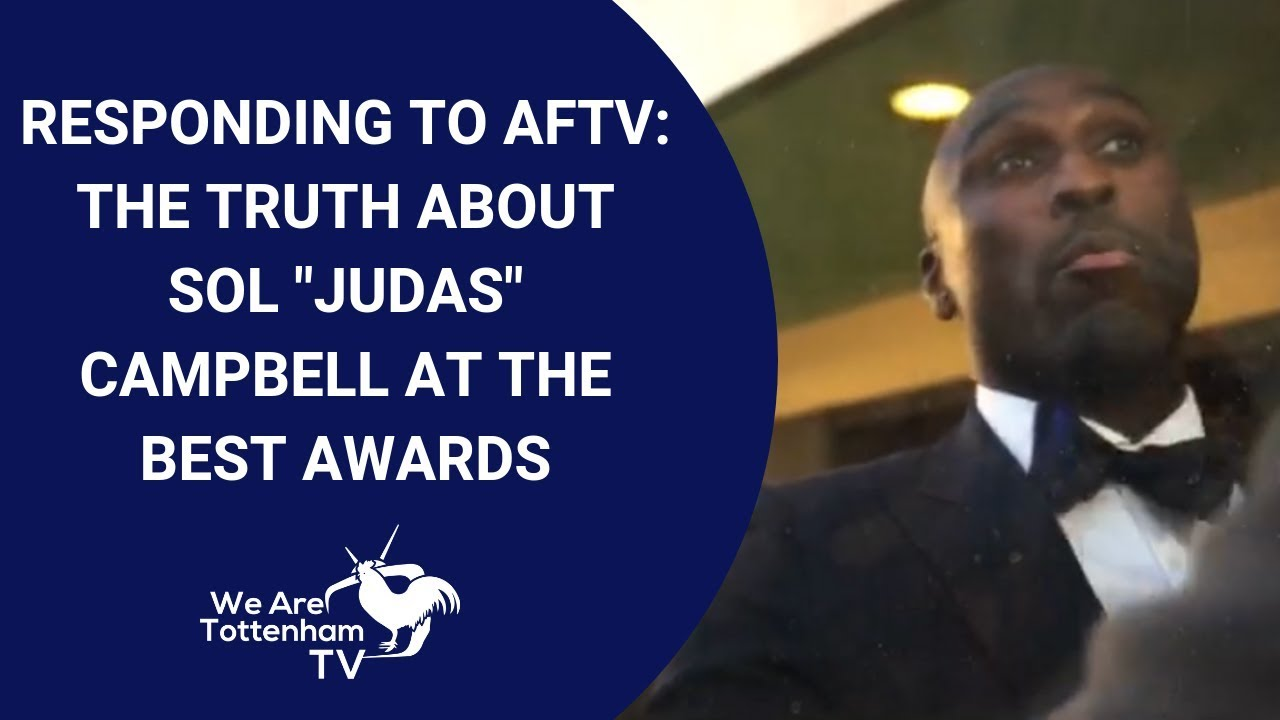 """Download RESPONDING TO AFTV: THE TRUTH ABOUT SOL """"JUDAS"""" CAMPBELL AT THE BEST AWARDS"""