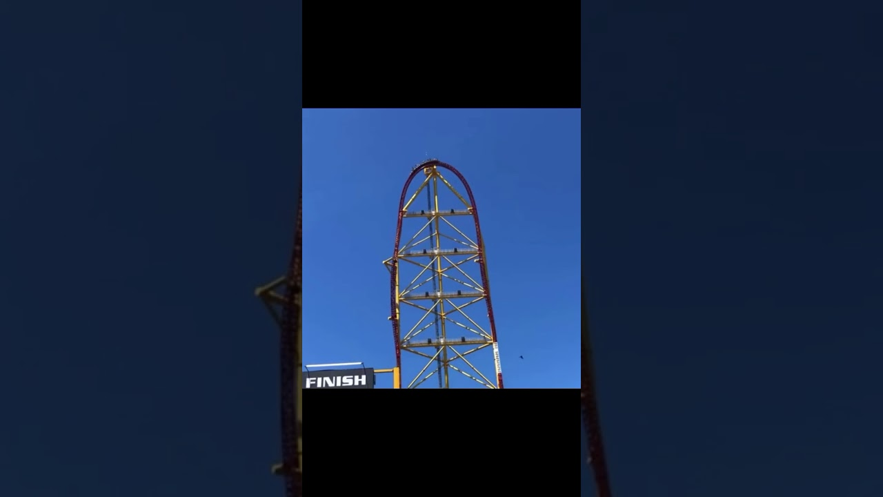 Top Thrill Dragster be like