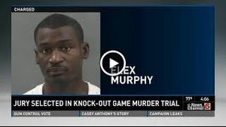 3 New Jersey teens charged with murder after playing the knock out game