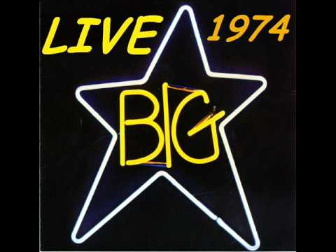 "BIG STAR ""O My Soul"" LIVE in 1974 @ WLIR"