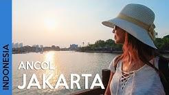 JAKARTA, Indonesia: ANCOL, Indonesian huge resort area 😮