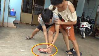 Comedy: greedy beggar
