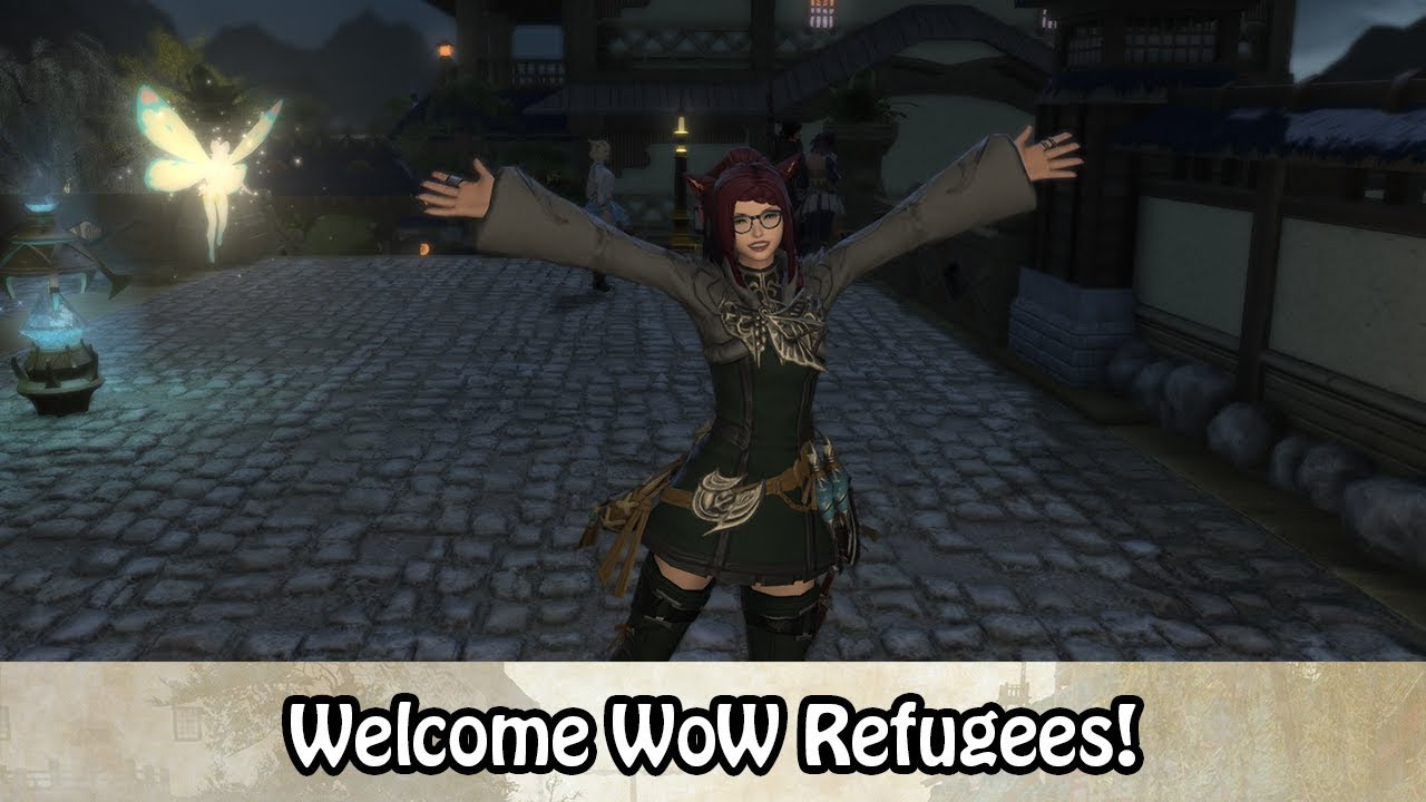 Wow refugees