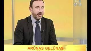 Labas rytas l Kultūros ministras Arūnas Gelūnas pristato Muziejų metų programą