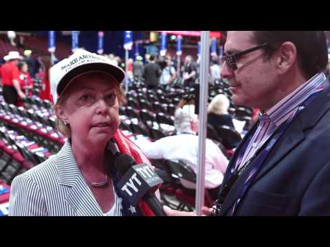 Jimmy Dore Interviews Delegates From The Floor Of The 2016 RNC